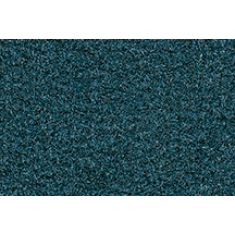 88-91 Honda Civic Passenger Area Carpet 818 Ocean Blue/Br Bl