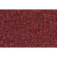 88-91 Honda Civic Passenger Area Carpet 885 Light Maroon