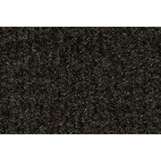 92-93 GMC Jimmy Passenger Area Carpet 897 Charcoal