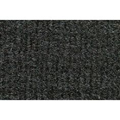 92-99 Chevrolet C1500 Suburban Passenger Area Carpet 7701 Graphite
