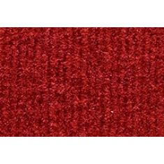 85-92 Chevrolet Camaro Passenger Area Carpet 8801 Flame Red