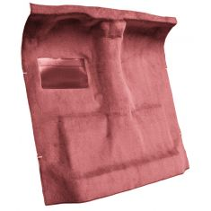 89-93 Dodge W150 Complete Carpet 4305 Oxblood