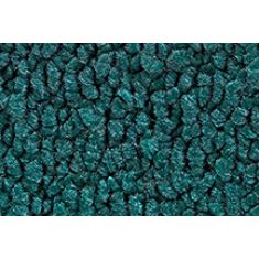 61-62 Mercury Commuter Complete Carpet 33 Dark Teal