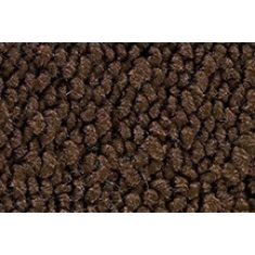 61-62 Mercury Colony Park Complete Carpet 10 Dark Brown