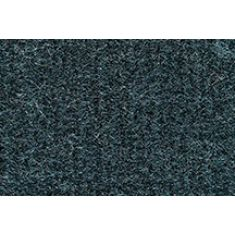 84-85 Pontiac J2000 Sunbird Complete Carpet 839 Federal Blue