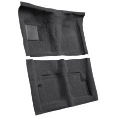 68-69 Mercury Montego Complete Carpet 01 Black
