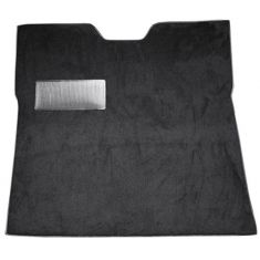 47-54 GMC Truck Complete Carpet 01 Black
