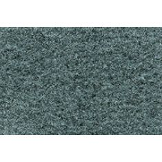 74-84 Cadillac Fleetwood Complete Carpet 8042 Silver Grn/Jade