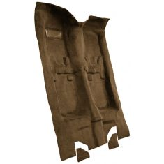 93-96 Cadillac Fleetwood Complete Carpet 4640 Dark Saddle