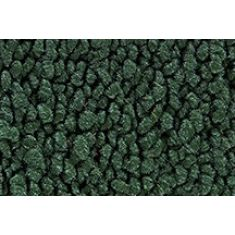 65-73 Plymouth Fury Complete Carpet 08 Dark Green