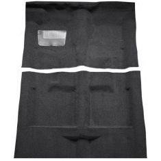 63-64 Dodge Polara Complete Carpet 01 Black
