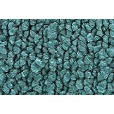 71-73 Dodge Charger Complete Carpet 15 Teal