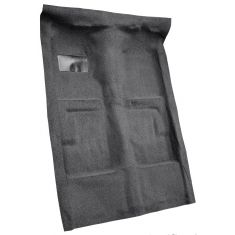 65-69 Lincoln Continental Complete Carpet 01 Black