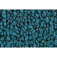 55-56 Mercury Montclair Complete Carpet 17 Bright Blue