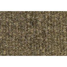86-89 Honda Accord Complete Carpet 871 Sandalwood