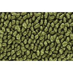 65-70 Chevrolet Biscayne Complete Carpet 14 Moss Green