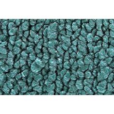 62-73 Chrysler Newport Complete Carpet 15 Teal