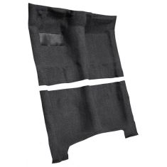 66-70 Chevrolet Caprice Complete Carpet 01 Black