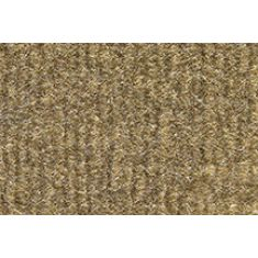 87-89 Chevrolet Corsica Complete Carpet 7140 Medium Saddle