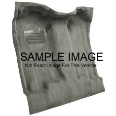97-02 Ford Expedition Complete Carpet 4666 Smoke Gray