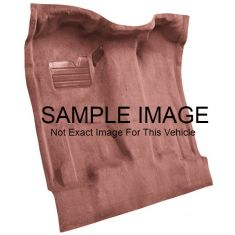 88-93 Pontiac LeMans Complete Carpet 7298 Maple/Canyon
