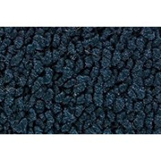 67-68 Mercury Cougar Complete Carpet 07 Dark Blue
