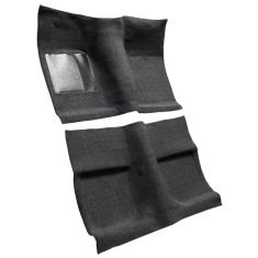 64 Ford Mustang Complete Carpet 01 Black