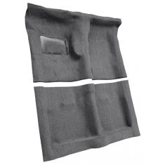 68-70 Dodge Charger Complete Carpet 01 Black