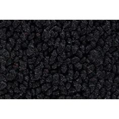 65-68 Jeep J-3800 Complete Carpet 01 Black