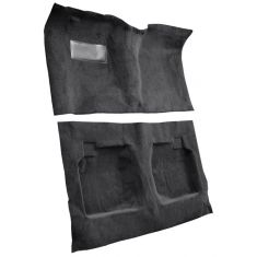 59-60 Chevrolet El Camino Complete Carpet 01 Black