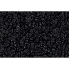 72-73 Ford Ranchero Complete Carpet 01 Black