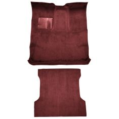 78-79 Ford Bronco Complete Carpet 4305 Oxblood