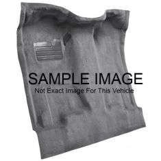 75-83 Ford E350 Van Complete Carpet 801-Black