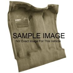 07-13 GMC Sierra 2500 Complete Carpet 1251-Almond