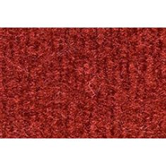78-79 Chevy Corvette Complete Carpet 835-Firethorn/Medium Red