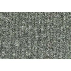 88-98 GMC C3500 Ext Cab Complete Carpet 857 Medium Gray