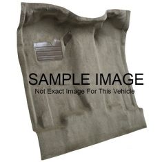 2010-2014 Chevy Equinox 7715 Gray Complete Carpet