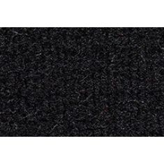 2014-2015 Chevy Silverado 1500 Regular Cab 801 Black Complete Carpet