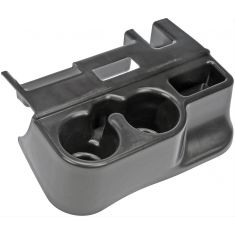 98-01 Dodge Ram 1500; 99-02 Ram 2500, 3500 Add-on Console Cup Holder