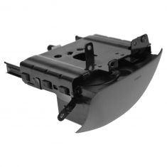 00-03 Ford F150; 00-02 Expedition Dash Mtd Graphite Pull Out Dual Cup Holder/Ash Tray Assy (Ford)