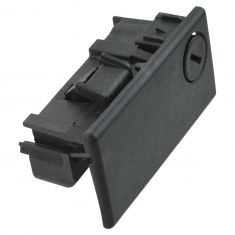 09-15 Dodge Ram 1500; 10-15 2500, 3500, 4500, 5500 Black Glove Box Latch w/Uncoded Lock Kit (Mopar)