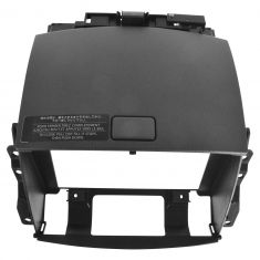 02 (fr 6/02)-(th 7/03) 04 Nissan 350Z (w/o Nav Sys) Dash Mounted Black Glove Box Panel Lid (Nissan)
