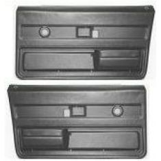 1973-76 GM Truck Molded Plastic Door Panels