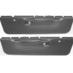1971-74 Mopar B Body Molded Plastic Door Panels