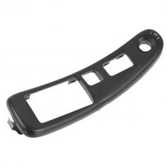 97-03 Pontiac Grand Prix Sedan Front Door Panel Mounted Master Window Switch Bezel LF (GM)