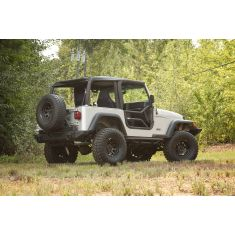 Tube Doors, Locking, 97-06 Jeep Wrangler (TJ)
