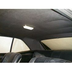 1966-67 Chevelle Blk Headliner Tier