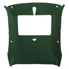 72-76 Dart, Duster 2 Door Hardtop Tier Vinyl Drk Green Factory Sunroof Headliner