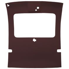 78-88 Regal,Monte Carlo,Cutlass,Grand Prix 2 Door Cloth Claret Sunroof Headliner