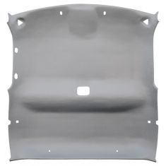 95-98 Dodge Ram 1500, 2500; 95-97 3500 ExtCab w/o Ovrhd Cnsl Uncovered Headliner